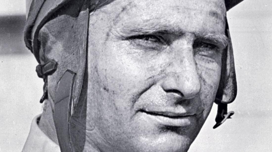 Juan Manuel Fangio - Porträt - Mercedes