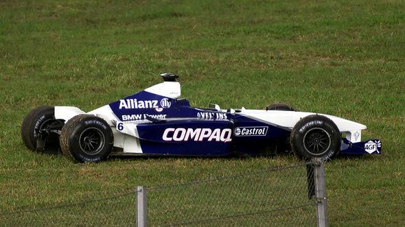 Juan-Pablo Montoya - GP Brasilien 2001