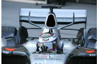 Juan-Pablo Montoya - Mercedes MP4/20 - Test Jerez 2005
