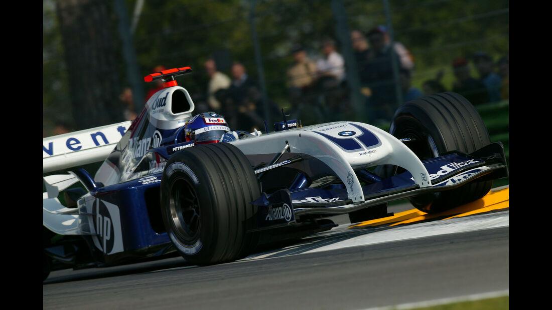 Juan Pablo Montoya - Williams FW26 - GP San Marino 2004