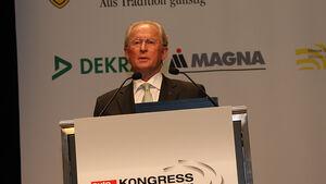 Jürgen Hubbert auto motor und sport-Kongress