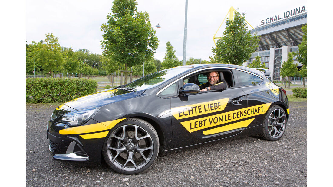 Jürgen Klopp, Opel