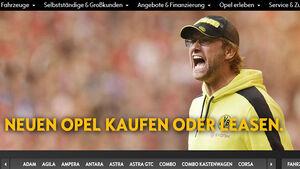 Jürgen Klopp, Opel, aufmacher tops flops