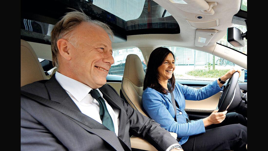 Jürgen Trittin und Katrin Göring-Eckardt