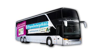 Jugendherbergsbus