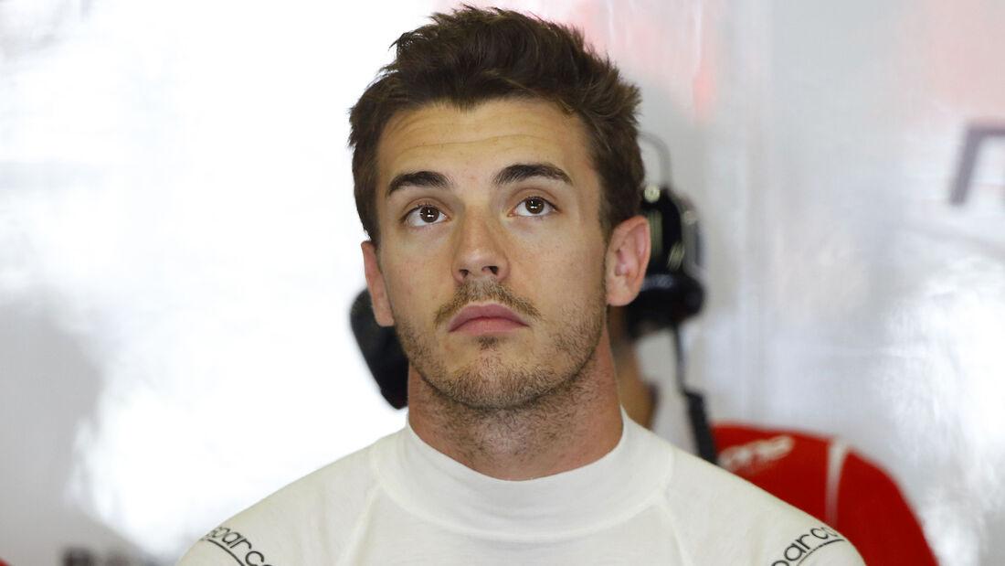 Jules Bianchi - F1 - 2014