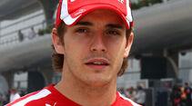 Jules Bianchi Ferrari 2011