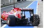 Jules Bianchi - Ferrari - Formel 1 - Silverstone-Test - 9. Juli 2014
