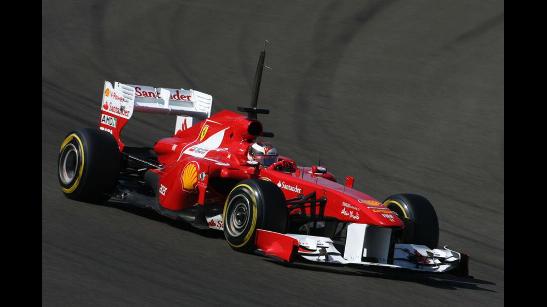 Jules Bianchi - Ferrari - Young Driver Test - Abu Dhabi - 17.11.2011