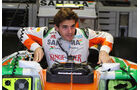 Jules Bianchi - Force India - Formel 1 - GP England - Silverstone - 6. Juli 2012