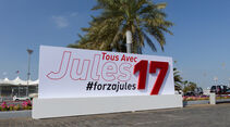 Jules Bianchi - Formel 1 - GP Abu Dhabi - 20. November 2014