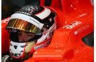 Jules Bianchi - Formel 1 - GP Bahrain - 20. April 2013