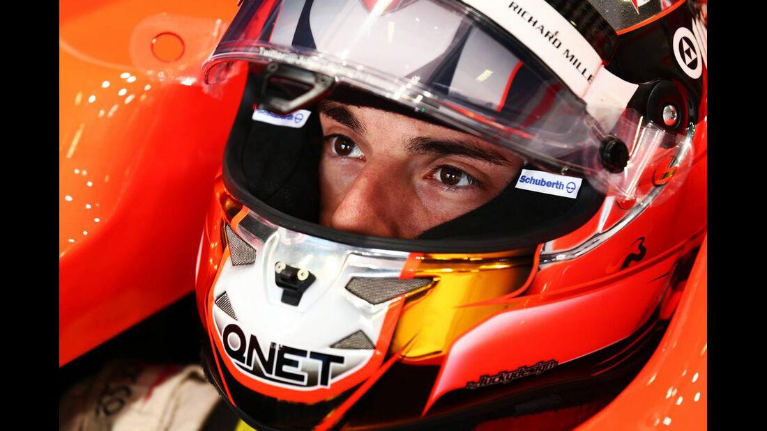 Jules Bianchi   - Formel 1 - GP Italien - 5. September 2014