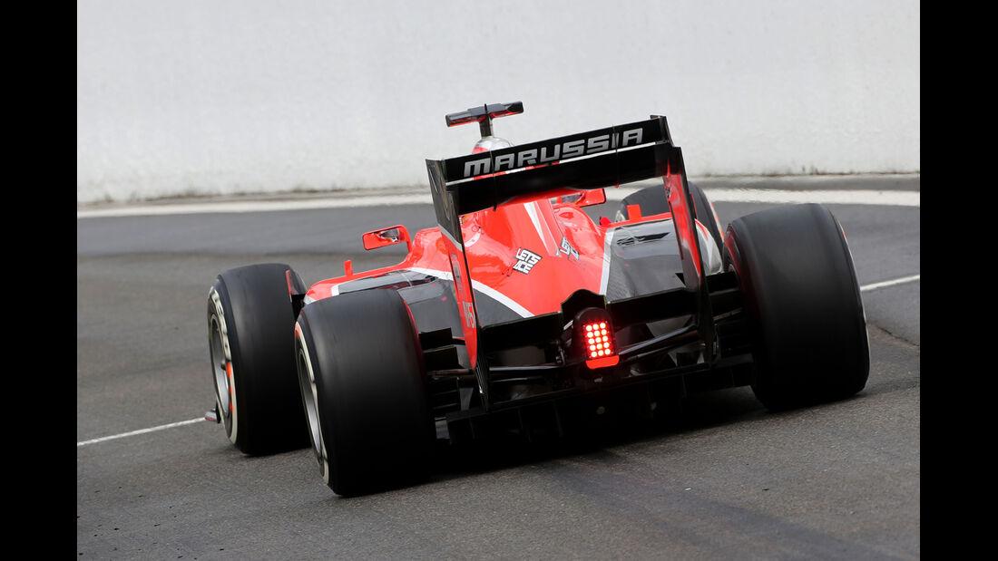 Jules Bianchi - GP Belgien 2013