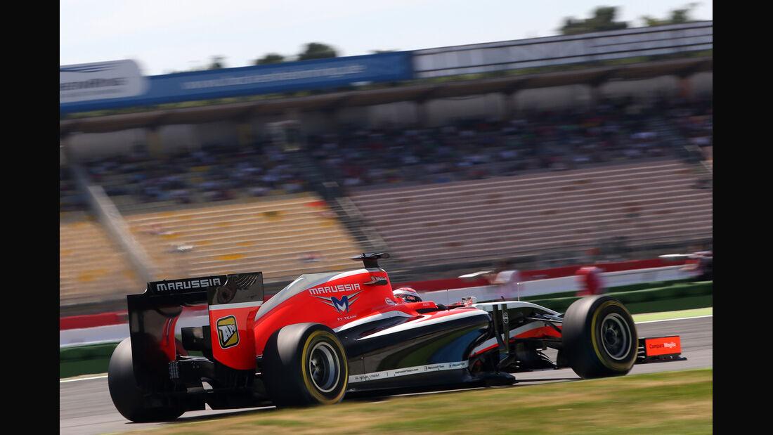 Jules Bianchi - GP Deutschland 2014