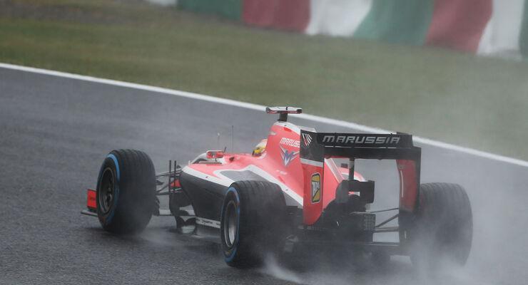 Jules Bianchi - GP Japan 2014