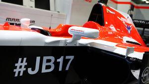 Jules Bianchi - GP Russland 2014