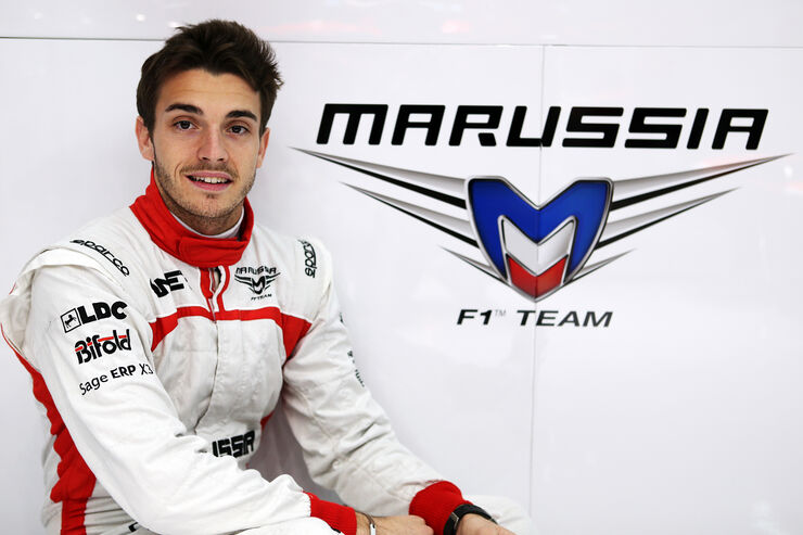 Jules Bianchi Karriere Highlights