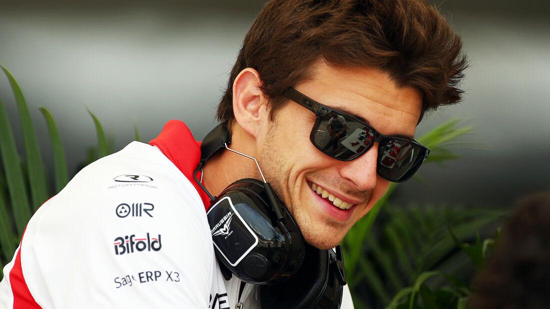 Jules Bianchi - Marussia - 2013