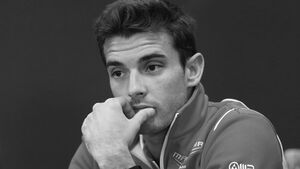 Jules Bianchi - Marussia - 2014