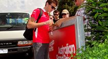 Jules Bianchi - Marussia - Formel 1 - GP Australien - 13. März 2013