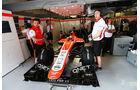 Jules Bianchi - Marussia - Formel 1 - GP China - 13. April 2013