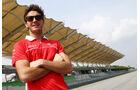 Jules Bianchi - Marussia - Formel 1 - GP Malaysia - 21. März 2013