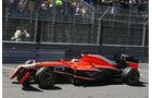 Jules Bianchi - Marussia - Formel 1 - GP Monaco 2013