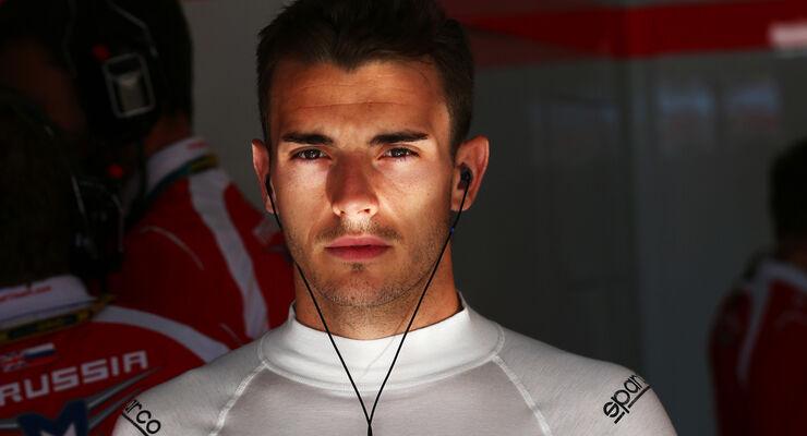 Jules Bianchi - Marussia - Formel 1 - GP Spanien - Barcelona - 9. Mai 2014