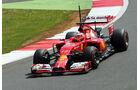 Jules Bianchi - Marussia - Formel 1 - Silverstone-Test - 9. Juli 2014