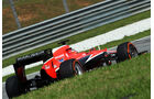 Jules Bianchi Marussia GP Malaysia 2013