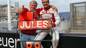 Jules Bianchi Marussia GP Monaco 2014