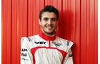 Jules Bianchi Porträt 2013
