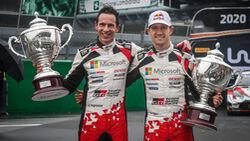 Julien Ingrassia - Sébastien Ogier - Toyota - WRC - Rallye Monza