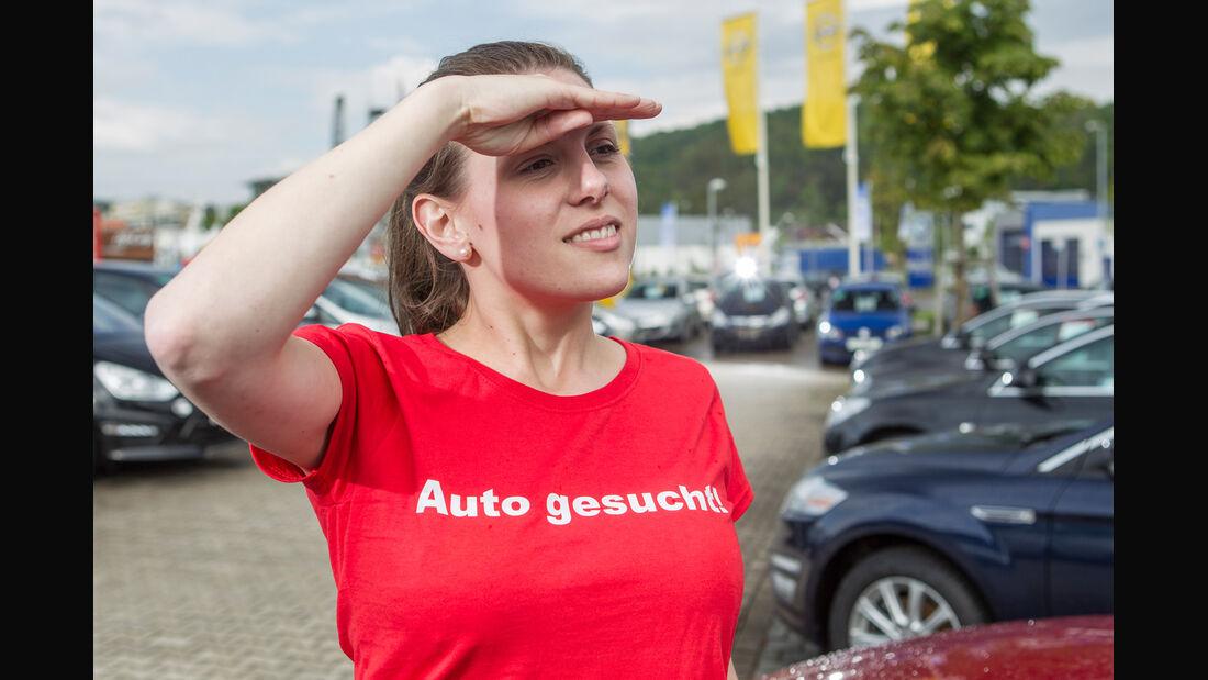 Junge Mobilität, Berenice Schneider