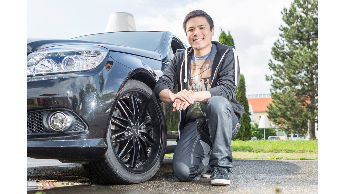 Junge Mobilität, Duc Nguyen, Sparer