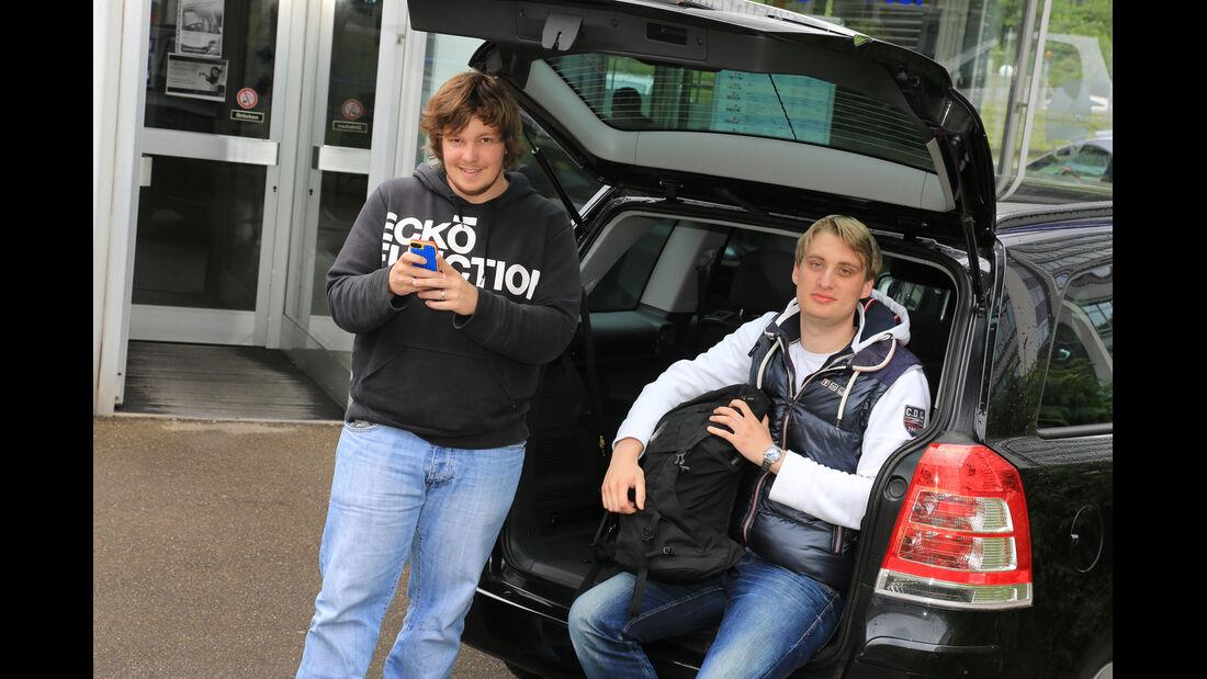 Junge Mobilität, Luca Leicht, Autovermietung
