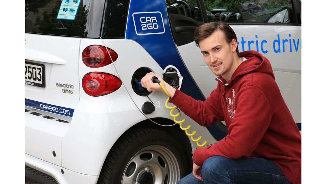 Junge Mobilität, Philipp Schwab, Carsharing