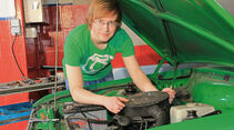 Junge Mobilität, Stefan Joos, Schrauber
