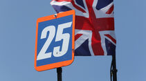 Justin Wilson Gedenkminute - IndyCar - Sonoma - 2015