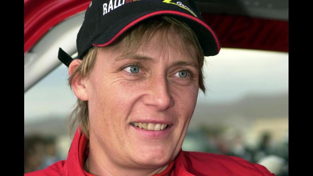 Jutta Kleinschmidt - 2001