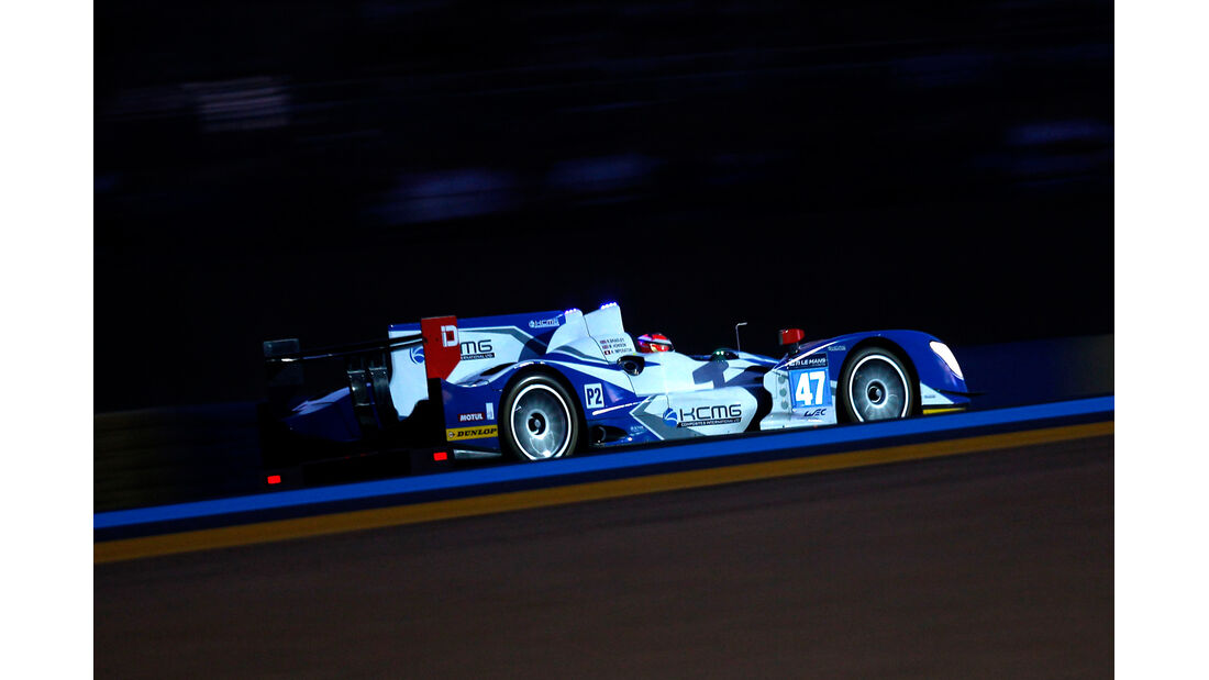 KCMG Oreca 03 - Nissan - 24h Le Mans - 11. Juni 2014