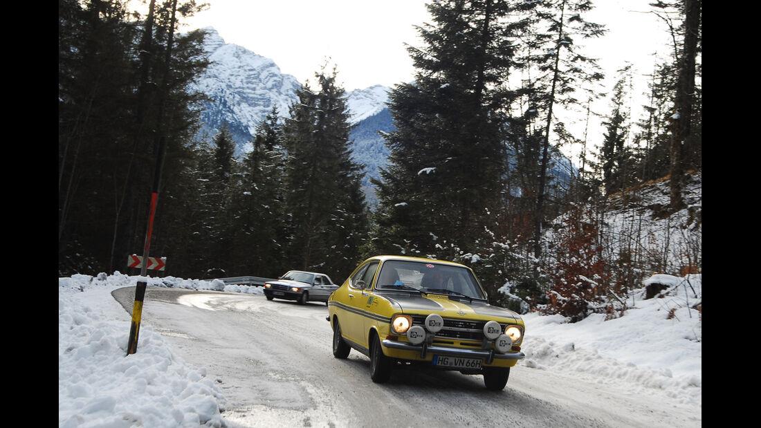 KISS-Ausfahrt, Opel Kadett B 1900