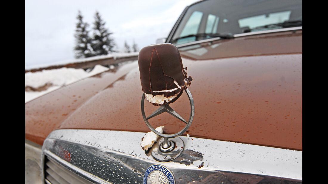 KISS-Ausfahrt, Schokokuss, Mercedes 300 TD
