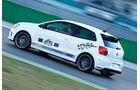 KL Racing-Polo R WRC, Heckansicht