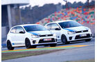 KL Racing-Polo R WRC, MTM-Polo R WTC, Frontansicht