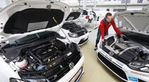 KL Racing-Polo R WRC, MTM-Polo R WTC, Motoren