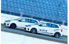 KL Racing-Polo R WRC, MTM-Polo R WTC, Seitenansicht