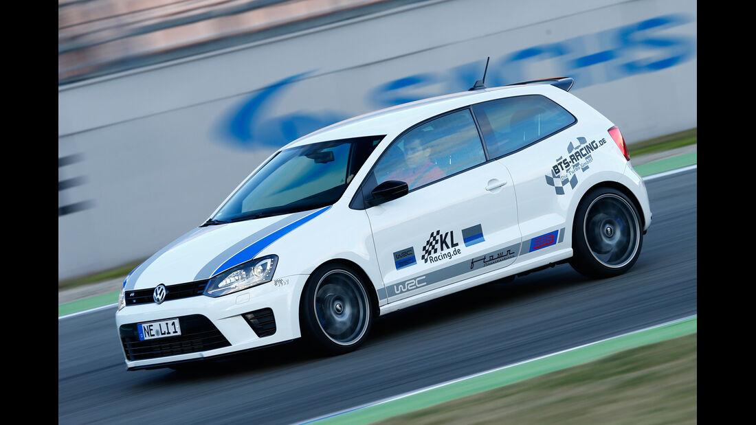 KL Racing-Polo R WRC, Seitenansicht