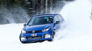 KL Racing-VW Golf R, Frontansicht